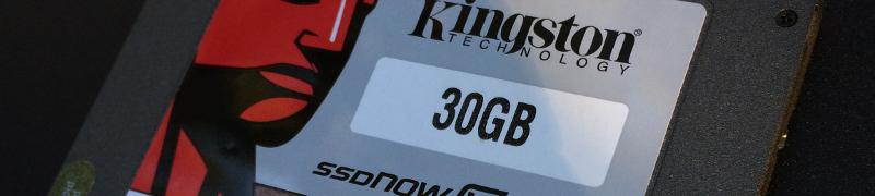 30GB SSD Drive