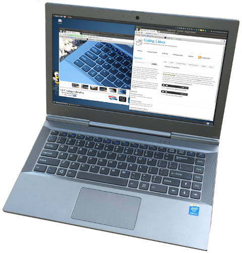 System76 Galago UltraPro