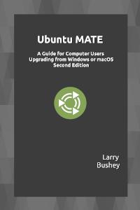 Ubuntu MATE 2nd edition book on Amazon